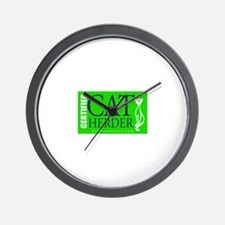 Project management Wall Clock