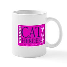 Cat Herder 2 Fusia web png Mugs