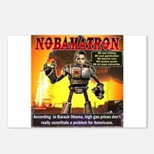 OBAMATRON Postcards (Package of 8)
