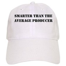 Average producer Baseball Cap