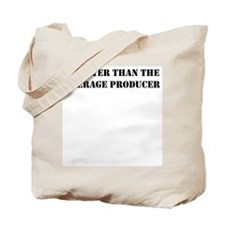 Average producer Tote Bag