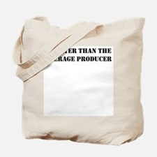 Average producer Tote Bag