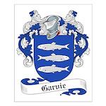 Garvie Family Crest Small Poster