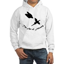 Falconry-Peregrine Hoodie