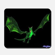 Earth Dragon Mousepad