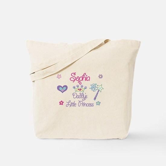 Sophia - Daddy's Princess Tote Bag