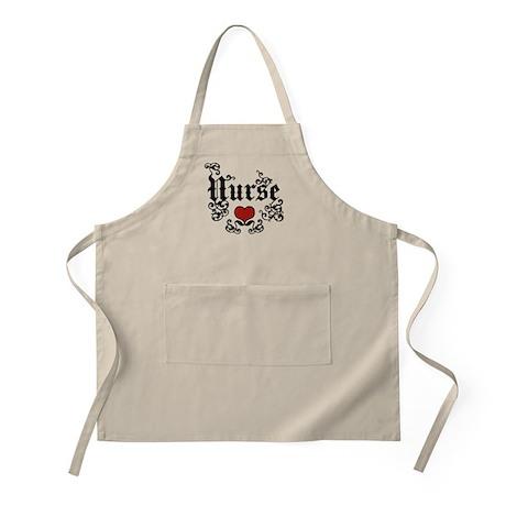 Nurse BBQ Apron