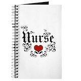 Nurse Journals & Spiral Notebooks