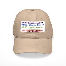 OR Professionals Baseball Cap