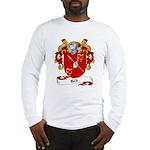 Gib Family Crest Long Sleeve T-Shirt