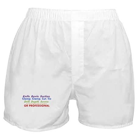 OR Pro Boxer Shorts