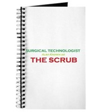 ST The Scrub Journal