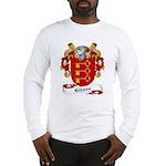 Gibson Family Crest Long Sleeve T-Shirt