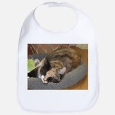 Calico Cat Bib