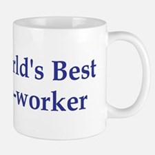 World's Best Co-worker Small Small Mug