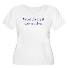 World's Best Co-worker T-Shirt