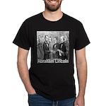 Abraham Lincoln Inauguration Dark T-Shirt