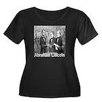 Abraham Lincoln Inauguration Women's Plus Size Sco