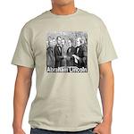 Abraham Lincoln Inauguration Light T-Shirt
