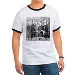 Abraham Lincoln Inauguration Ringer T