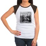 Abraham Lincoln Inauguration Women's Cap Sleeve T-