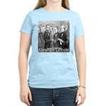 Abraham Lincoln Inauguration Women's Light T-Shirt