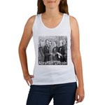 Abraham Lincoln Inauguration Women's Tank Top