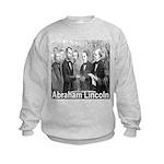 Abraham Lincoln Inauguration Kids Sweatshirt