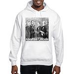 Abraham Lincoln Inauguration Hooded Sweatshirt