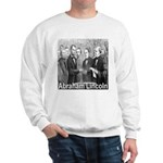 Abraham Lincoln Inauguration Sweatshirt
