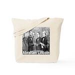 Abraham Lincoln Inauguration Tote Bag