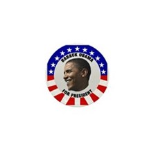 Obama Election Mini Button (10 pack)