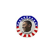 Obama Election Mini Button