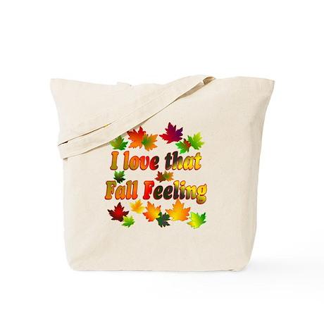 Love Fall Tote Bag