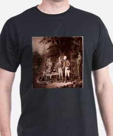 The Swamp Fox Digitally Remas T-Shirt