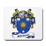 Gilchrist Family Crest Mousepad