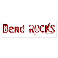 Band Rocks Bumper Stickers