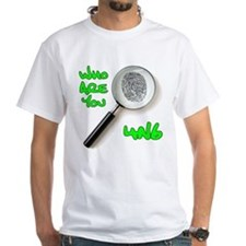 4N6 Magnifying Glass Shirt