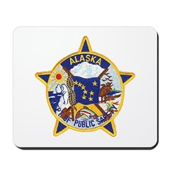 Alaska DPS Mousepad