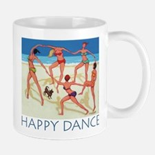Happy Dance - Beach Mug
