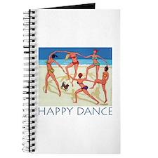 Happy Dance - Beach Journal