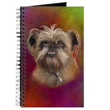 Brussels Griffon Kelala Head Journal