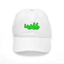 "4N6 ""Handwritten"" White Baseball Cap"