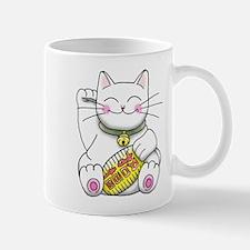 lucky Money Cat Mug