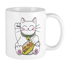 lucky Money Cat Mug