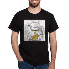 lucky Money Cat T-Shirt