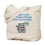 Adopt a Pet (Cat) Tote Bag