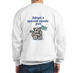 Special-Needs Pet (Cat) Sweatshirt
