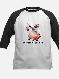 Flying Pigs Tee
