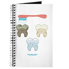 Kawaii Teeth Trio Journal